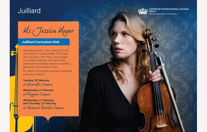 Juilliard | Jessica Meyer