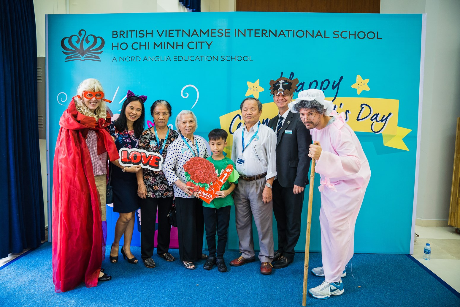 Parents Satisfaction 2019 BVIS HCMC | Nord Anglia