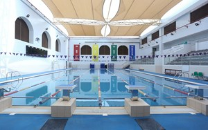 Swimming Pool - Sports Academy