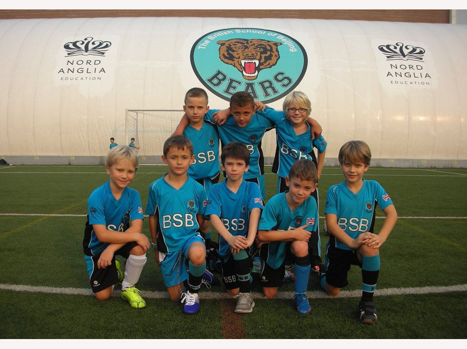 U9 Boys Football (Year 4)