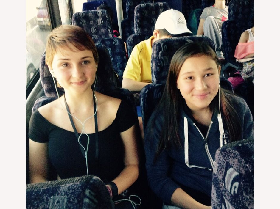 Global Orchestra Summer School Trip 2015