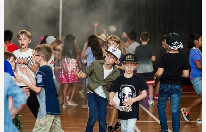 Dover Court International School Year 4 Disco 2019