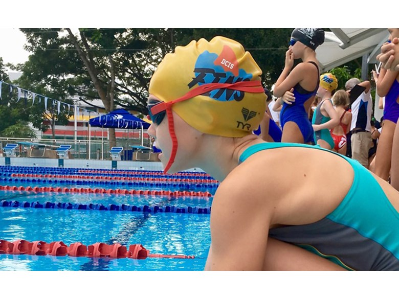 Junior ACSIS Swim Meet