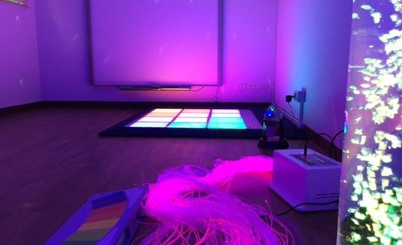 Sensory Room for all students.