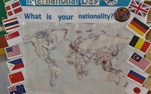 international day world map
