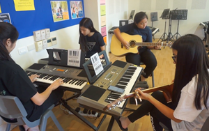 Northbridge International School Cambodia - Music