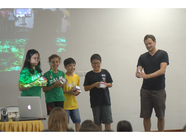 British International School Hanoi Global Codeathon 2018