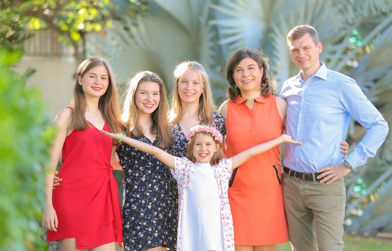 The Fethke Family - British International School Ho Chi Minh City