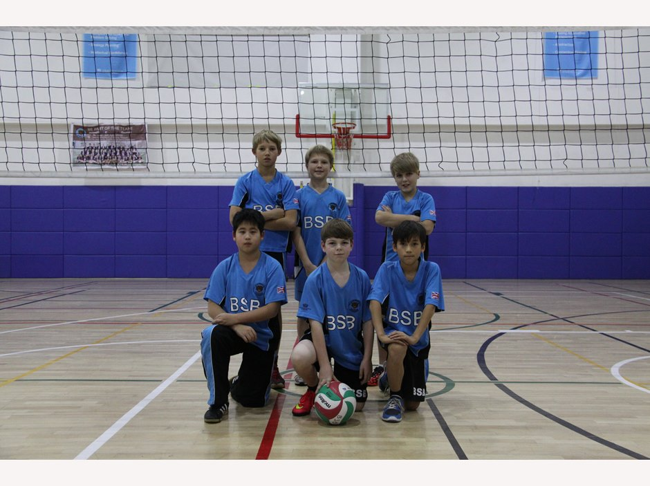 U12 Boys Volleyball