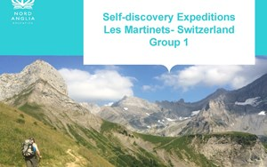 Year 13 Self-Expedition Switzerland
