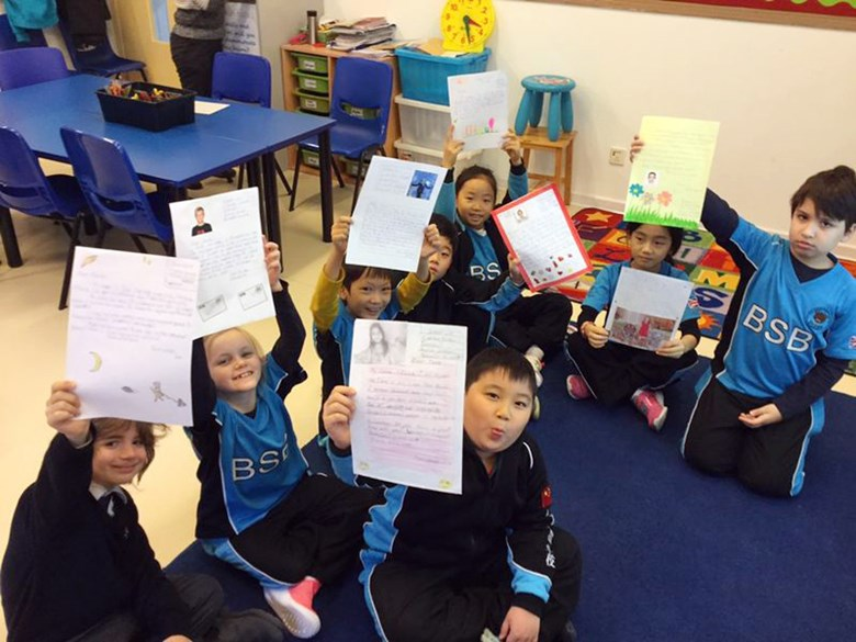 EAL Letters to Russia