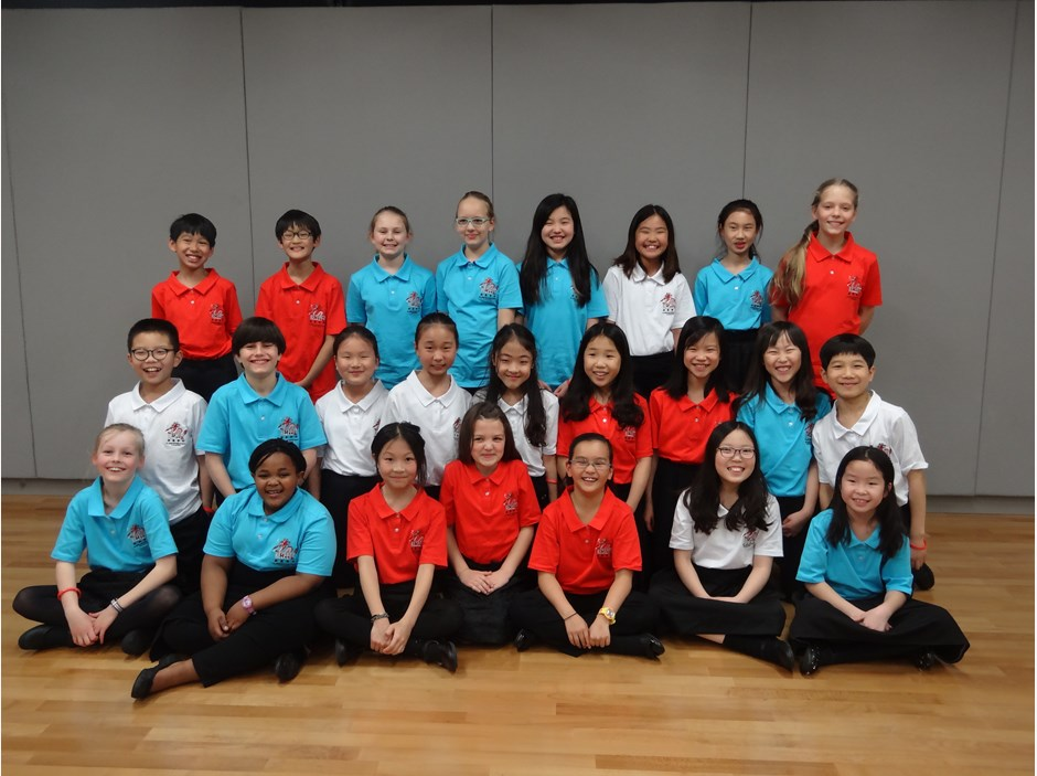 Primary Page 1 - Primary Music FOBISIA students