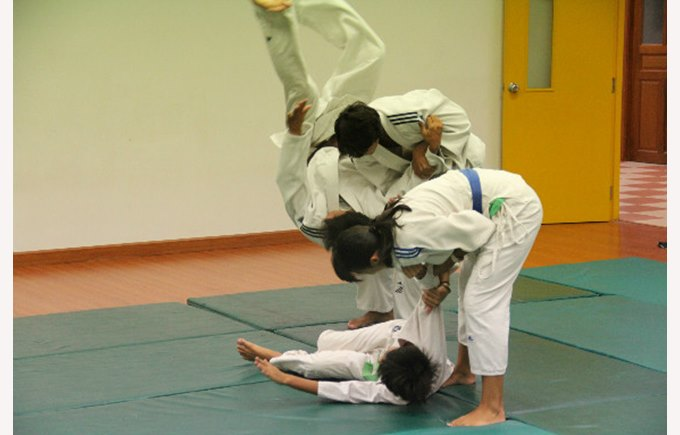 Saturday Sports Academy, Regents International School Pattaya (Judo)