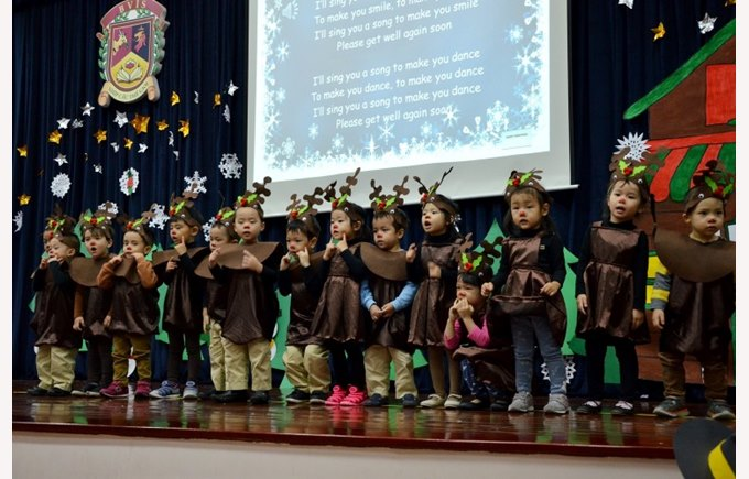 BVIS EYFS production (1)