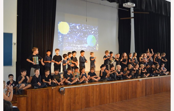 Upper Primary Assembly 2016