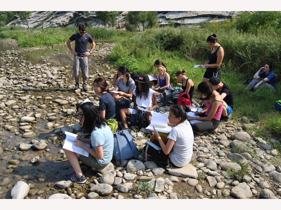 Geography field trip Year 11 2014