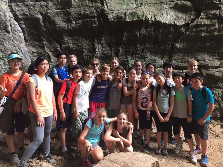Year 7 Group B Yangshuo Trip Day Four