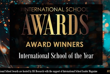 ISA school of the year