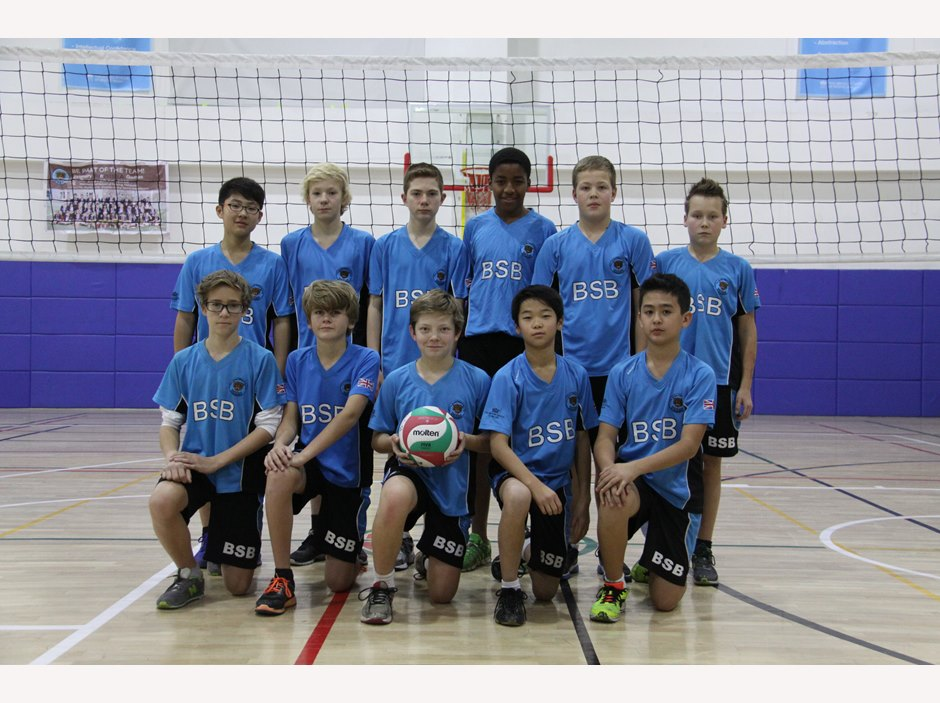 U13 Boys Volleyball