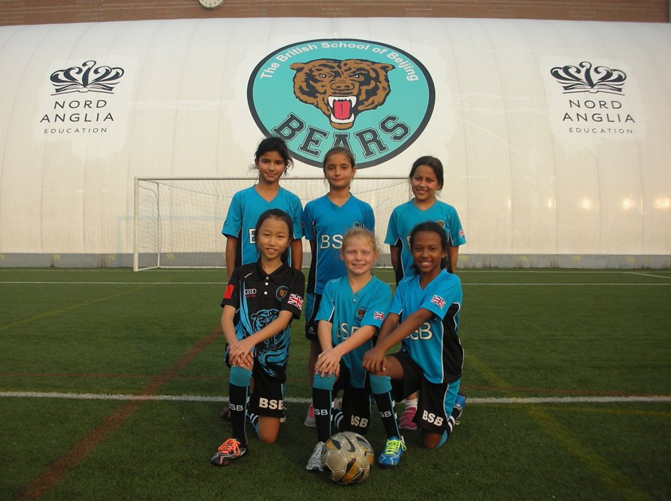 U10 Girls Football