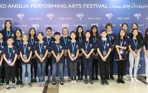01 - All three NAE Orchestra Shanghai 2019