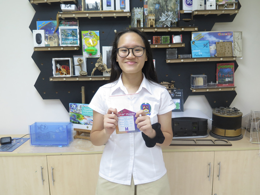 British International School, HCMC, learning Skills Challenge Winner Week 2 - Secondary Campus