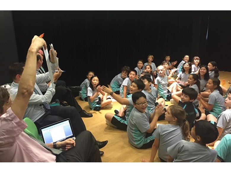 Year 6 Poetry Slam