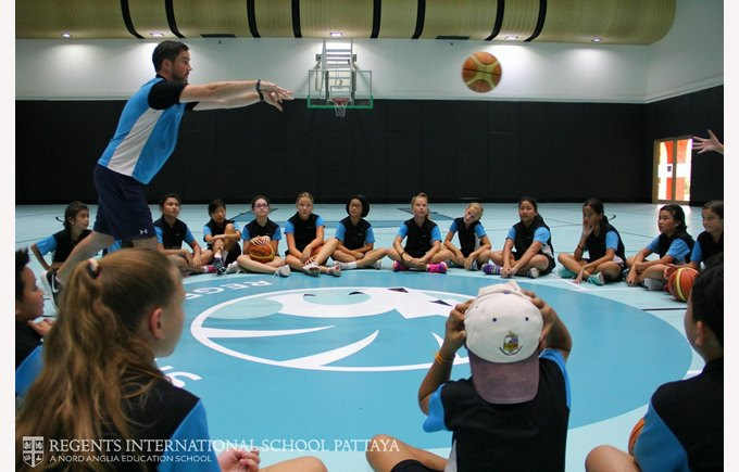 First-rate sports facilities | Regents International School Pattaya
