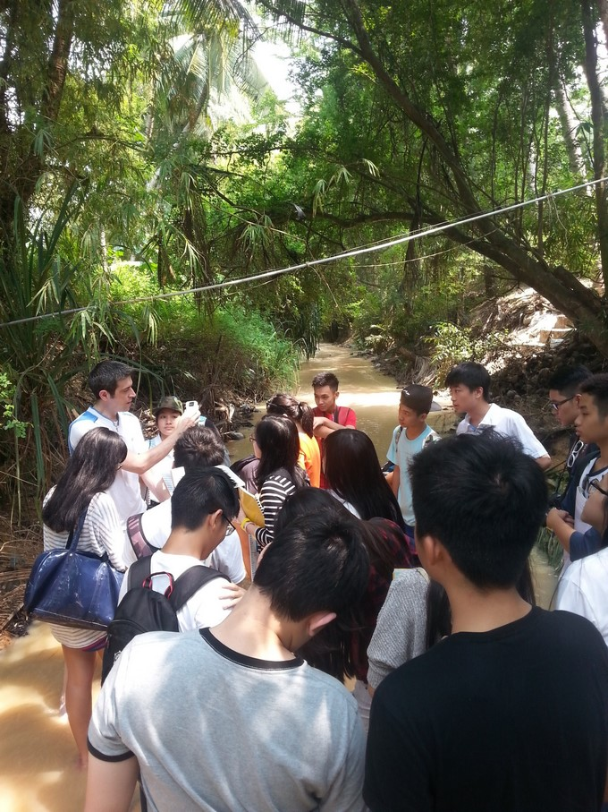 Y11 Field Trip to Mui Ne – 2014