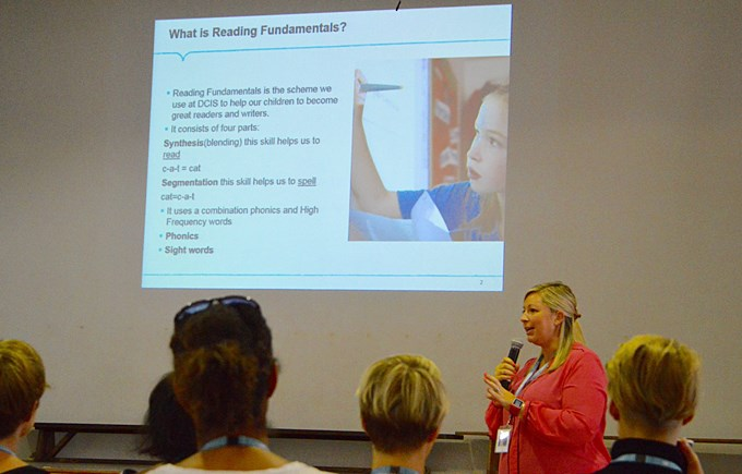 Parent Workshop: Reading Fundamentals