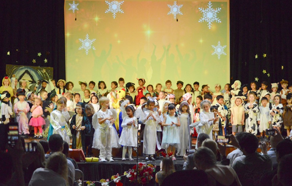 EYFS Nativity Production 2019