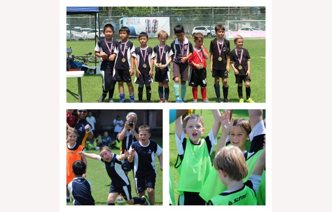 BSG U9 Football Tournament 2017