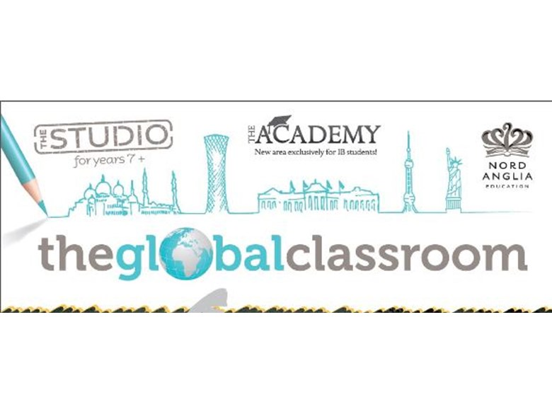 The Global Classroom - banner