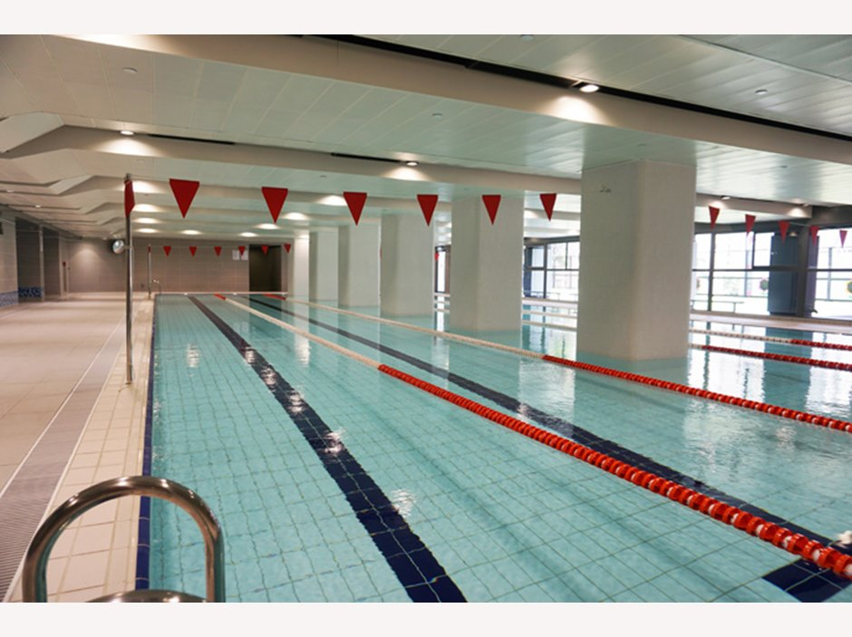 25-metre Swimming Pool on G/F