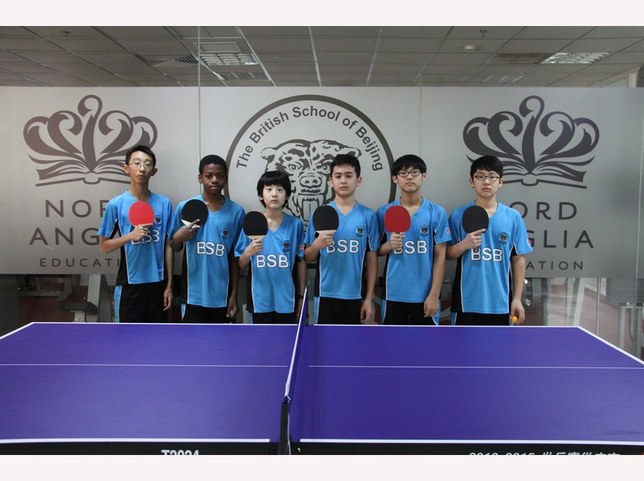 U19 & U14 Table Tennis