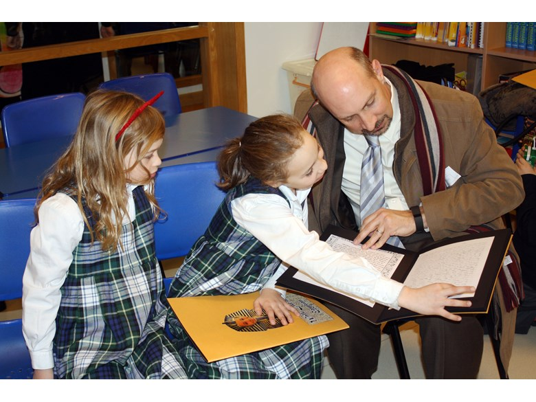 Y3 topic share with parents