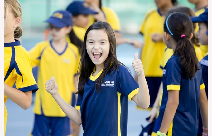 Sports | St Andrews International School Bangkok, Thailand