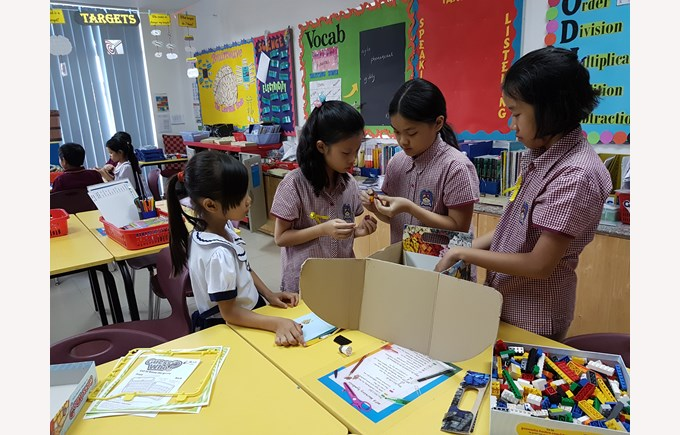Dust of Life - Year 6 Community Project at British International School HCMC 1