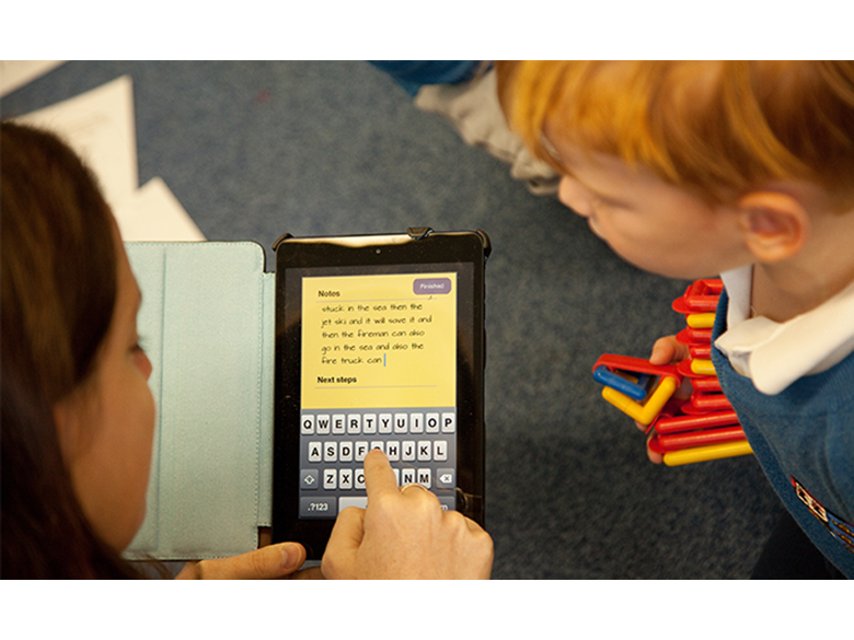 Dover Court International School Singapore when to get your child a tablet
