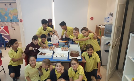 Y6 Rayyan leavers