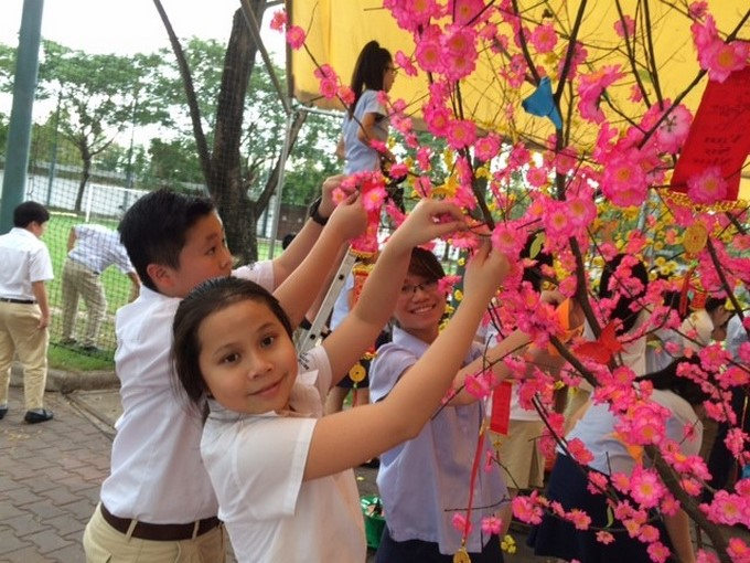 Tet Tree Decoration Competition