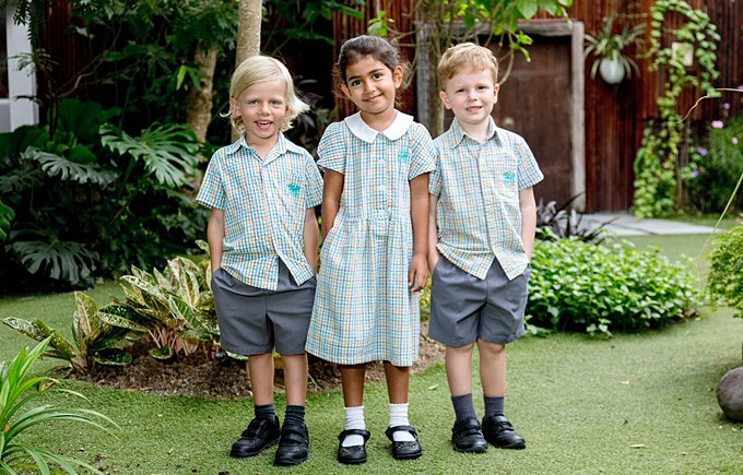 DCIS Lower Primary School Uniforms