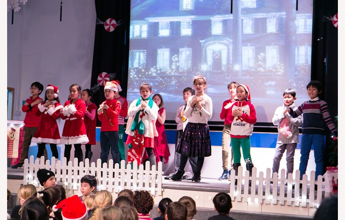 Y3/4 Xmas Production