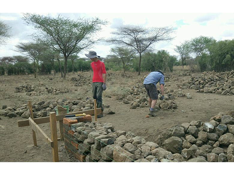 Tanzania Update - Hard at Work