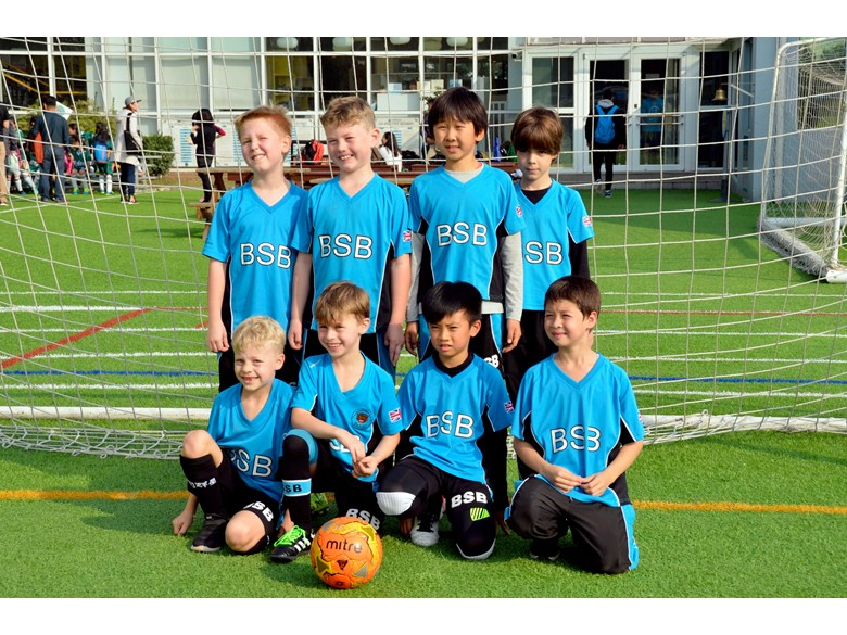 KS2 Football @ Shunyi