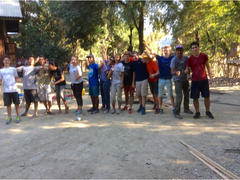 Years 10 and 11 Myanmar Trip Update Day 2