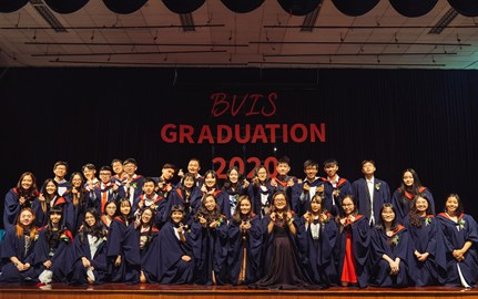 BVIS-HCMC-Year-13-Graduation