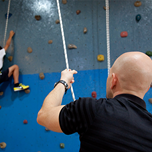 Benefits of learning to climb