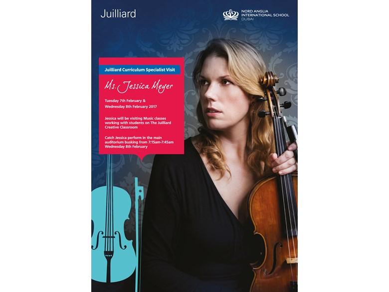 Jessica Meyer Juilliard