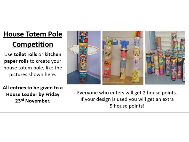 totem pole competition